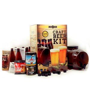Mr beer gold edition beer kit