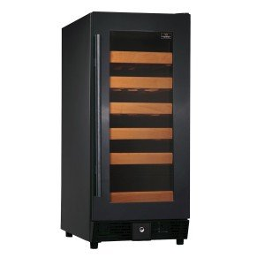 High end wine refrigerator reviews