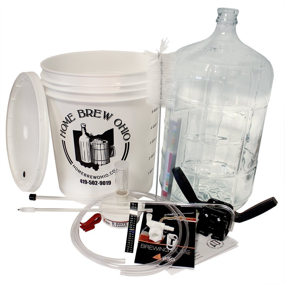 Monster brew gold home brew kit review