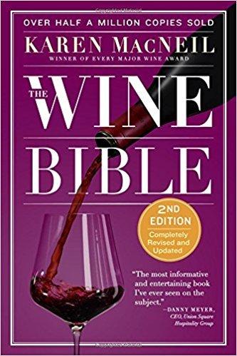 Karen Macneal Wine Bible