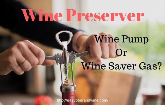 wine preserversystems