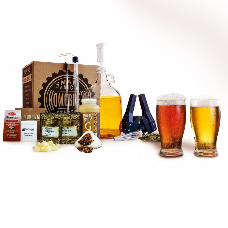 Caribou Slobber Home Brew Beer Recipe Kit