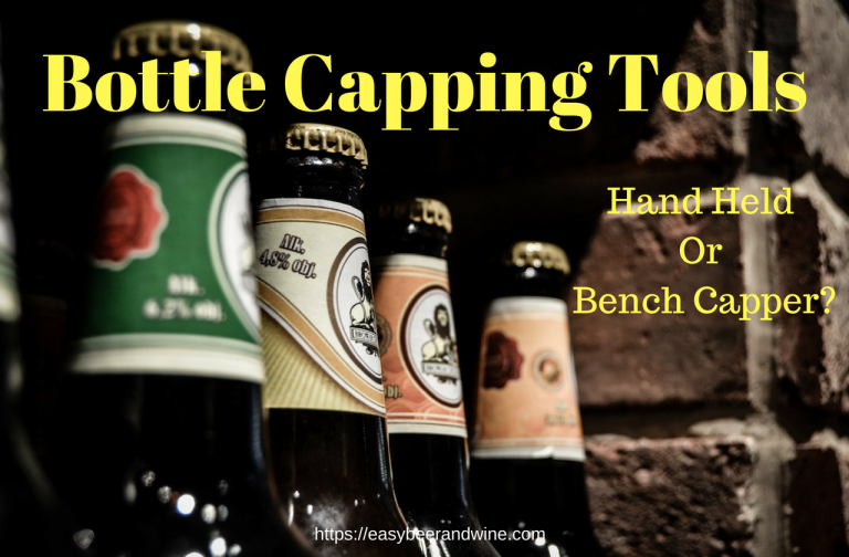 Bottle Capping Tools