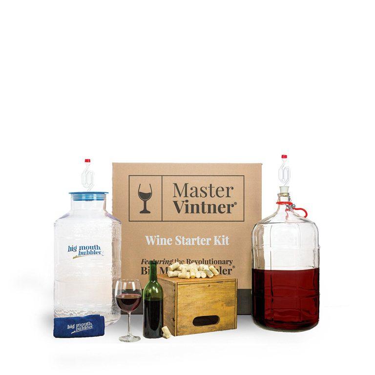 Master Vintner Wine Starter Kit