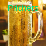 Glass Beer Pitchers