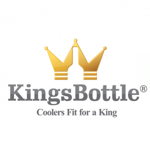 KingsBottle wine fridge logo