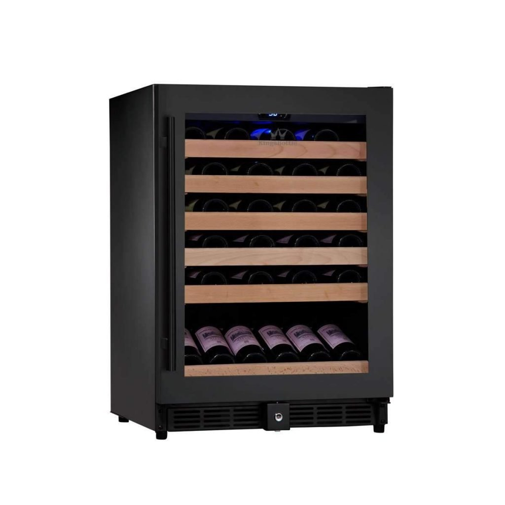 kingsbottle 24 inch under counter wine cooler